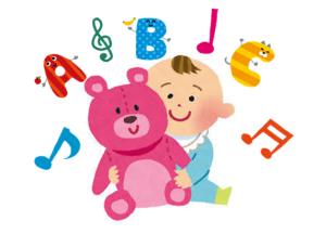 Baby abc music